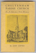 Guide of 1902 to Cheltenham Parish Church