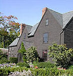 Two and a bit of the seven - The House of the Seven Gables