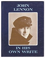 Lennon's 'In His Own Write' courtesy A Book for all Reasons